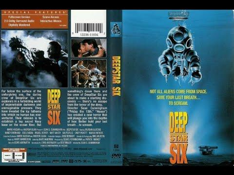 DeepStar Six (1989) Movie Review