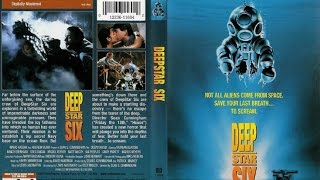 DeepStar Six (1989) Movie Review