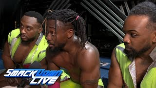 How is Kofi Kingston feeling after his gutsy Gauntlet Match performance?: Exclusive, Feb. 12, 2019