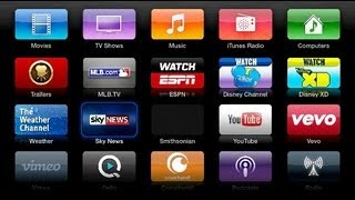 New Apple TV channels: Vevo, Disney, Smithsonian, and The Weather Channel