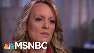 Some Questions Go Unasked In Stormy Daniels