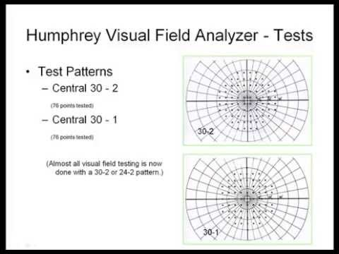 Visual fields and humphrey field interpretation as in bcsc chapter part by dr honkanen also rh youtube