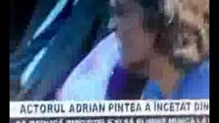 Adio, Adrian Pintea