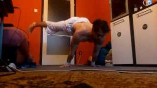 My planche progression and training 2 month (short cut)