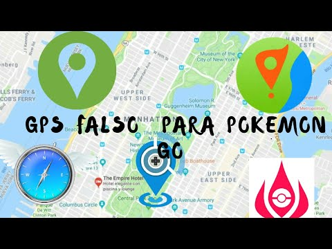 hacks con  joystick para pokemon go (CAMBIO DE NOMBRE DE PAQUETE) Y CLONADO