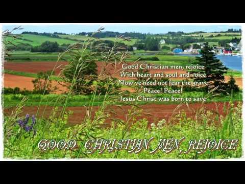 Good Christian Men, Rejoice - Instrumental