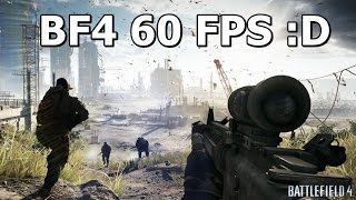 Battlefield 4: 60fps Gameplay [1080p/60FPS]