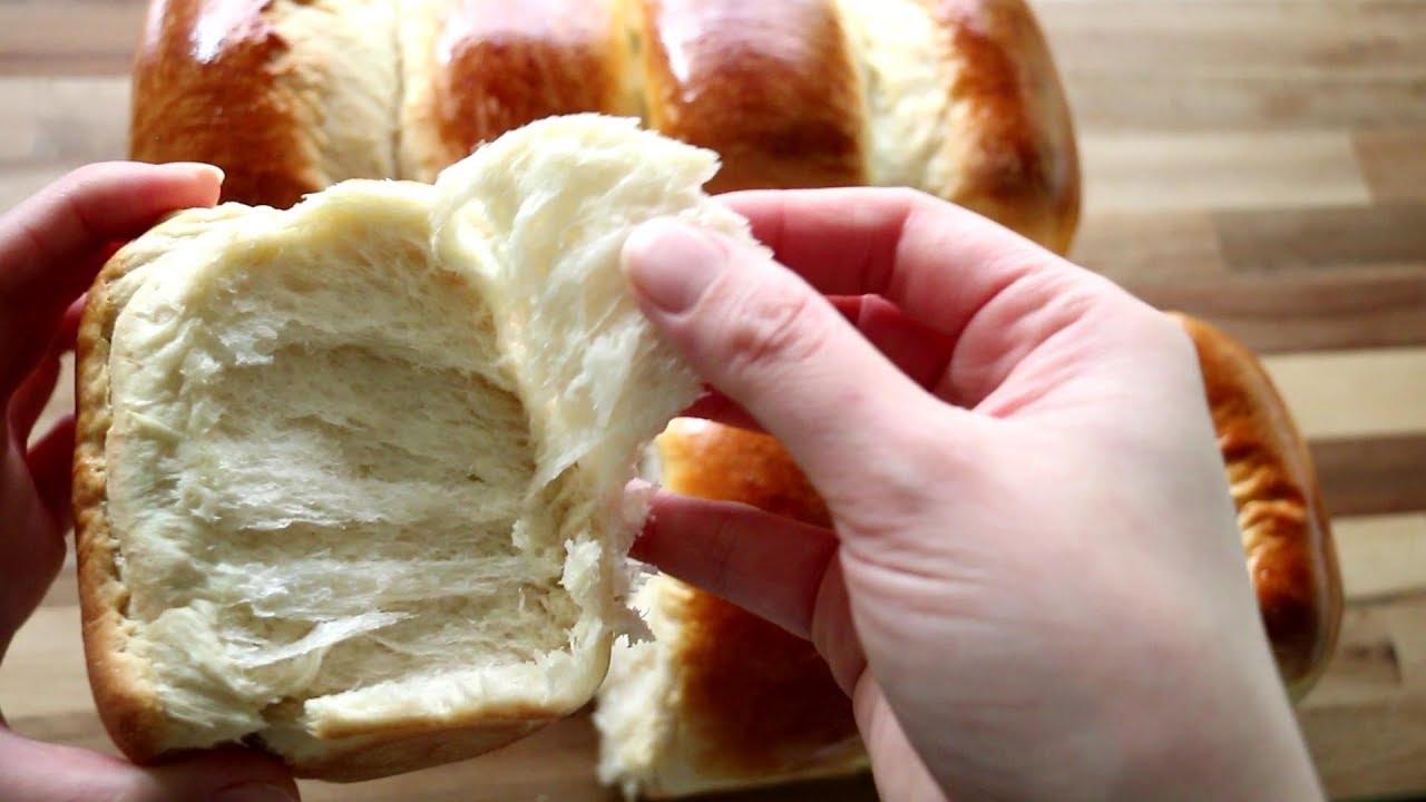 Soft And Fluffy Milk Bread Tangzhong Milk Bread Recipe