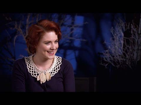 Alexandra Breckenridge talks about Murder House on American Horror Story