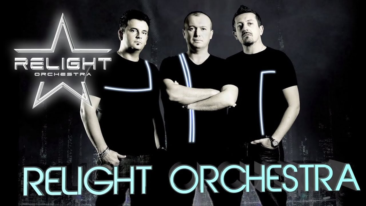 Relight orchestra house music live history since 2002 for House music orchestra