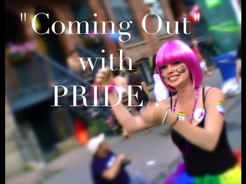 World Pride TORONTO (WARNING contains partial nudity)