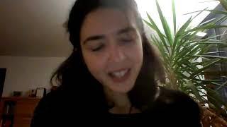 Jasmin Gerstmayr liest beim Anno Dialekt Donnerstag
