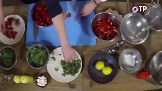 Клубничный суп на ОТР 26 05 2017