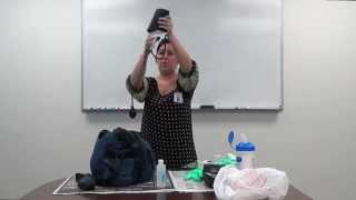 Bag Technique Demonstration