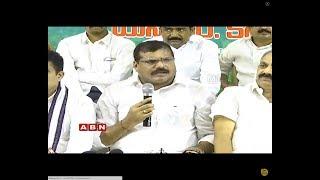Botsa Satyanarayana Live  Ycp Press Meet  Abn Live
