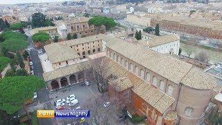 Where Pope Francis Will Spend Ash Wednesday - ENN 2018-02-13