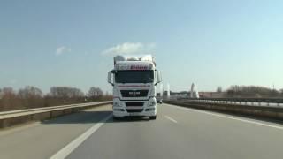 Ausbildungsvideo für Berufskraftfahrer - Sekundenschlaf
