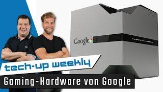 Gaming-Hardware von Google | Xbox-Spiele unter Windows 10 - Tech-up Weekly #148