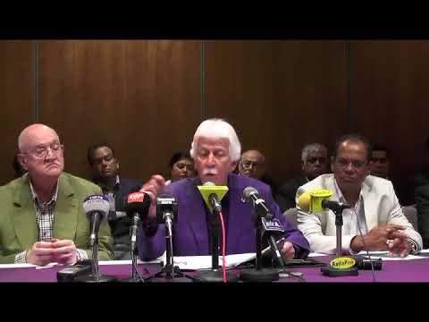 Maurice Info - [Vidéo Intégrale]  Conférence de presse du MMM du 9 Septembre 2017
