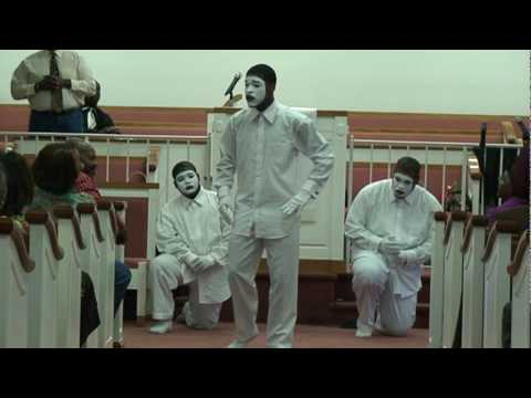 AFCD Anointed Mime Ministry~Something about the name Jesus