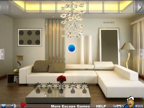 modern flowers room escape walkthrough games2rule