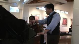 CalArts CAP Master Class: Rufus Choi