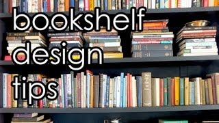 Bookshelves Interior Design Tips - Leidtv1
