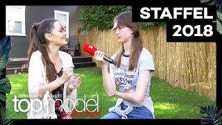 Wer bin ich? - Jenny vs. Stephanie! Wer gewinnt? | Challenges | GNTM 2018 | ProSieben