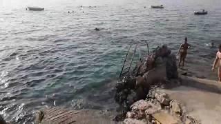 Видео туристов города Утьеха