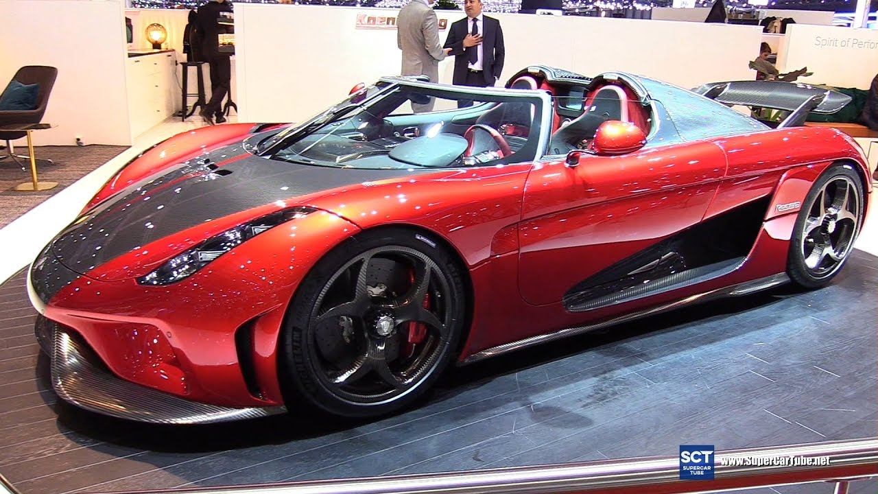 2018 koenigsegg regera exterior turnaround 2017 geneva motor show youtube. Black Bedroom Furniture Sets. Home Design Ideas
