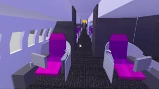 Roblox - Bauhinia Airways HK Fleet