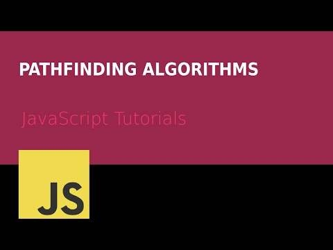Pathfinding Algorithms in JavaScript - Maze solving