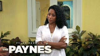 Nyla Questions JoAnn and Ella | Tyler Perry's The Paynes | Oprah Winfrey Network
