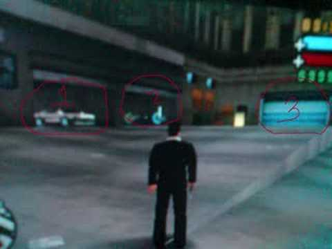 HOW TO GET A HELICOPTER ON GTA LCS PSP