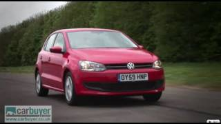 Volkswagen Polo review - CarBuyer