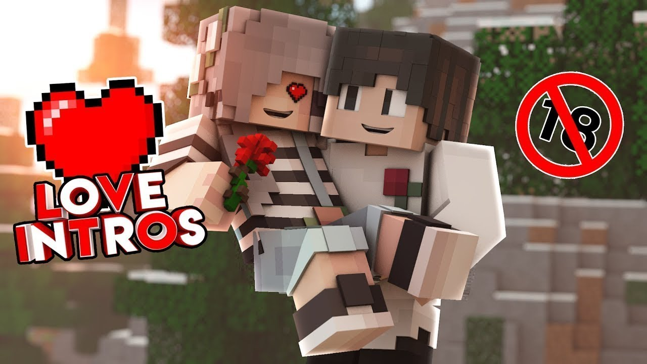 TOP 10 // SEXY GIRLS MINECRAFT INTROS