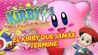 NOCHE DE KIRBY! Kirby 64: The Crystal Shards EN VIVO. MARATÓN? :O