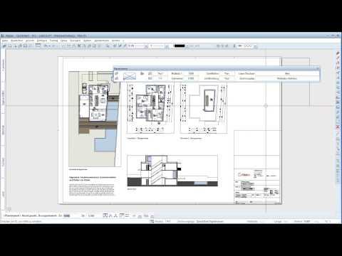 Allplan Quickstart (DE) - Lektion 7: Planlayout und PDF-Export - CAD Tutorials