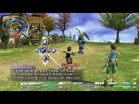 Grandia 3 PS2 Gameplay HD (PCSX2)