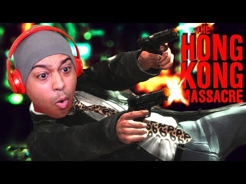 [HILARIOUS!] THIS THE MOST FUN I HAD ALL YEAR!!! [HONG KONG MASSACRE]