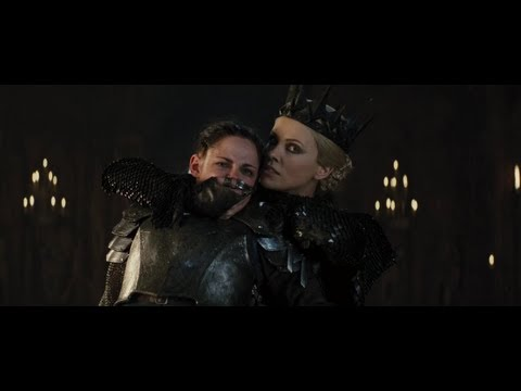 ᴴᴰ Snow White VS Queen Ravenna - Snow White And The Huntsman