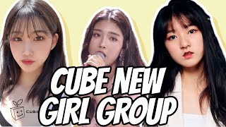 [NEW DEBUT🌸] Cube New GG:: DEBUT IN 2021?!