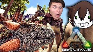Unsere gefährliche Reise in die Welt der Ankylosaurusse ☆ ARK: Survival Evolved #29
