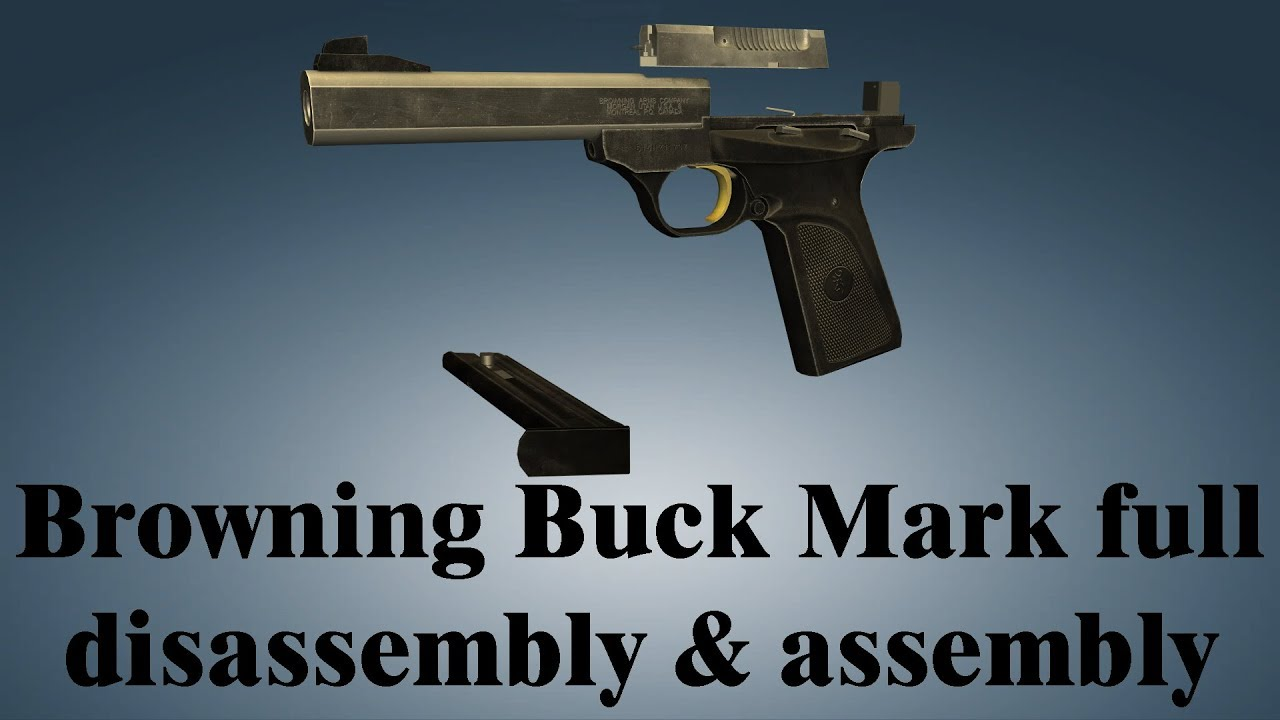 Browning Buckmark 22 LR Hammer /& Hammer Link