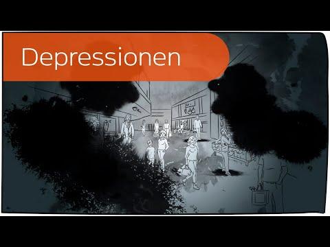 Depressionen: Symptome, Behandlung und Anlaufstellen