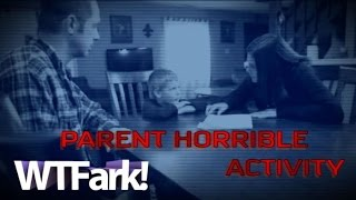 Repeat youtube video PARENT HORRIBLE ACTIVITY: Mom Thinks* Son Is Possessed By Ghost. (*Is Told By Reality Television