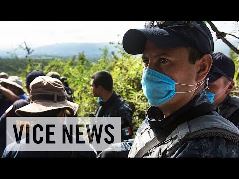 Los 43 que faltan: estudiantes desaparecidos en México - VICE