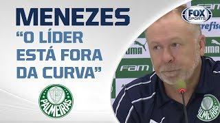 V TÓR A DO PALME RAS Veja Entrevista Com Mano Menezes Após A Vitória Sobre Botafogo