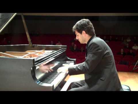 Franz Schubert - Wanderer Fantasy in C major Op.15, Andreas Xenopoulos