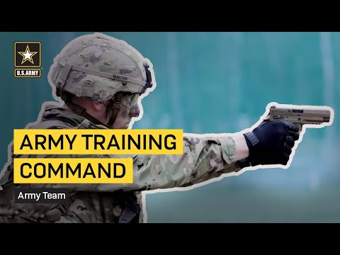 Army Training Command Soldier and NCO of the Year Competition